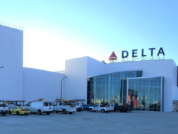 Delta Engine Support Facility